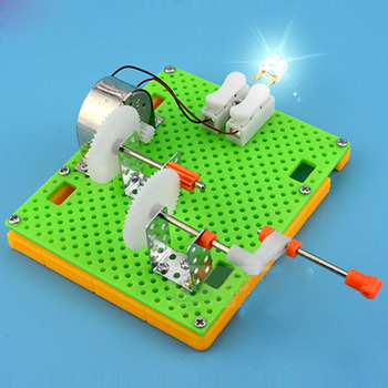 DIY Science Gizmo Physics Experiment Solar Power Toys  1