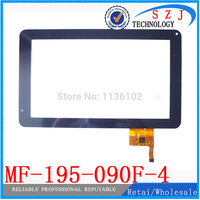 New 9 Inch Capacitive Touch Screen Panel Digitizer Glass Cable Code MF 195 090F 4 JC