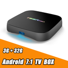 T95R PRO Amlogic S912 Octa Core Android 7.1 TV BOX 3GB RAM 32GB ROM 2.4G/5GHz Dual WiFi KODI Fully Load 4K H.265 Smart Tv