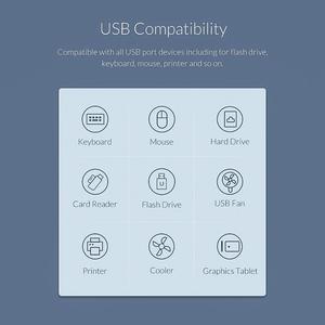 Image 3 - ORICO промышленный концентратор USB 2,0, 30 портов, устройство для чтения карт SD TF U disk, Пакетная копия данных черный