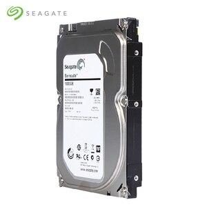 Image 2 - Original Seagate ST1000DM003 1 TB ความจุฮาร์ดดิสก์ภายใน 3.5 นิ้ว SATA 3.0 64 MB Cache 7200 RPM ฮาร์ดดิสก์ไดรฟ์สำหรับเดสก์ท็อปพีซี