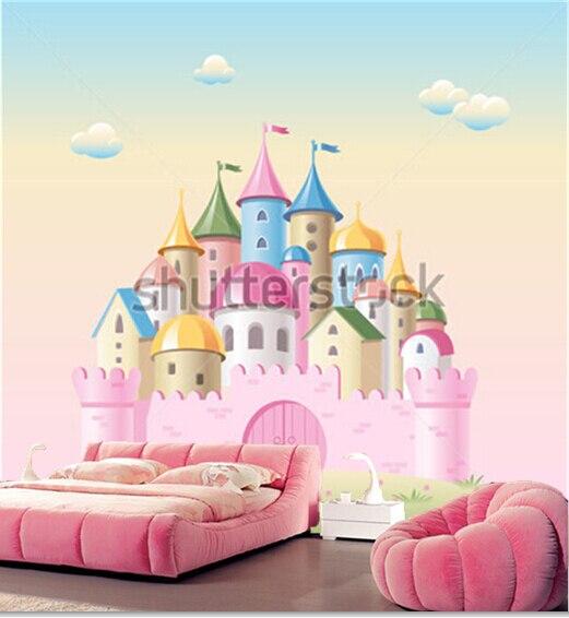 Papel Infantil Para Pared. Simple Paredes Con Lunares Precioso With ...