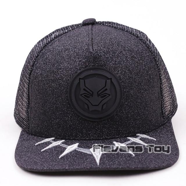 Marvel Avengers Black Panther Baseball Cap Snapback Hat For Men Women Brand  Adjustable Hats Caps 794880558ef