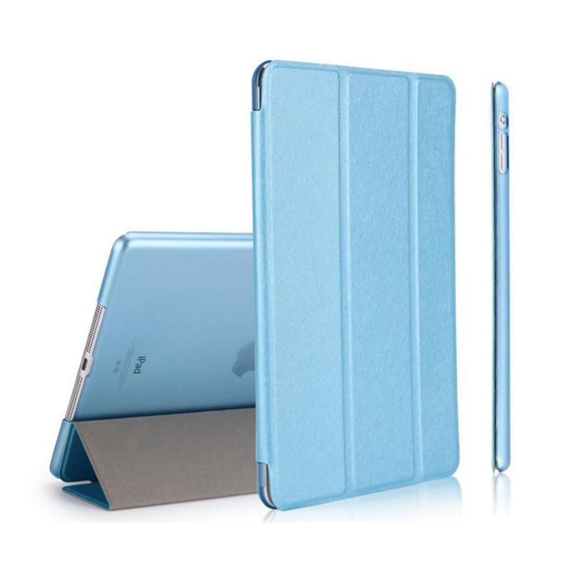 Case For IPad Mini 1 2 3 ESR PU Leather Translucent Back Hybrid Soft Corner Slim