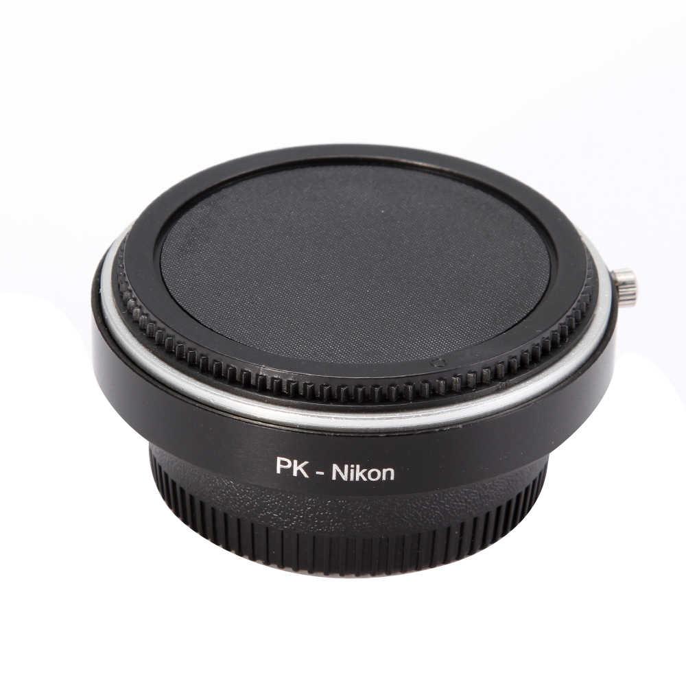 Fotga อะแดปเตอร์เลนส์สำหรับ Pentax PK K เลนส์นิคอน D810 D800 D750 D7100 D5300 D7200