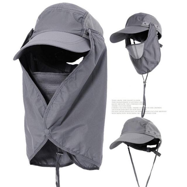 Fishsunday Outdoor Shading UV Hat