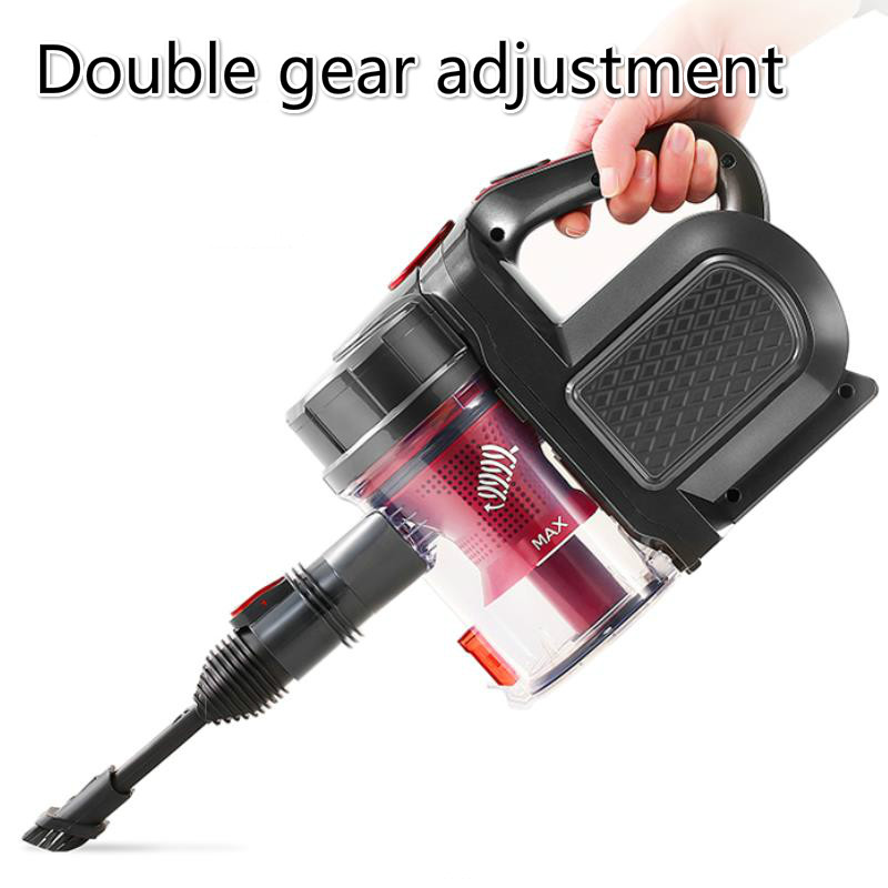 wireless vacuum cleaner Household Small Car Mini Mute Strong Charging Acaric mites Wet and dry Handheld wet and dry vacuum cleaner 80w rechargeable wireless home car vacuum cleaner brush mites killer