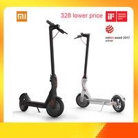 [PL наличии] 2019 Xiaomi Mijia M365 складной самокат Максимальная нагрузка 100 кг трамвай скутер 30 км пробег приложение vs ruima mini 4
