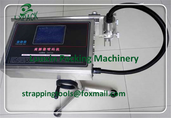 LX-PACK Lowest Factory Price expiry date barcode serial number hand held inkjet printer Manual Hand Type Coding Machine factory wholesale pricemicro percussion marking machine metal engraver equipment hand held type easy move and operate