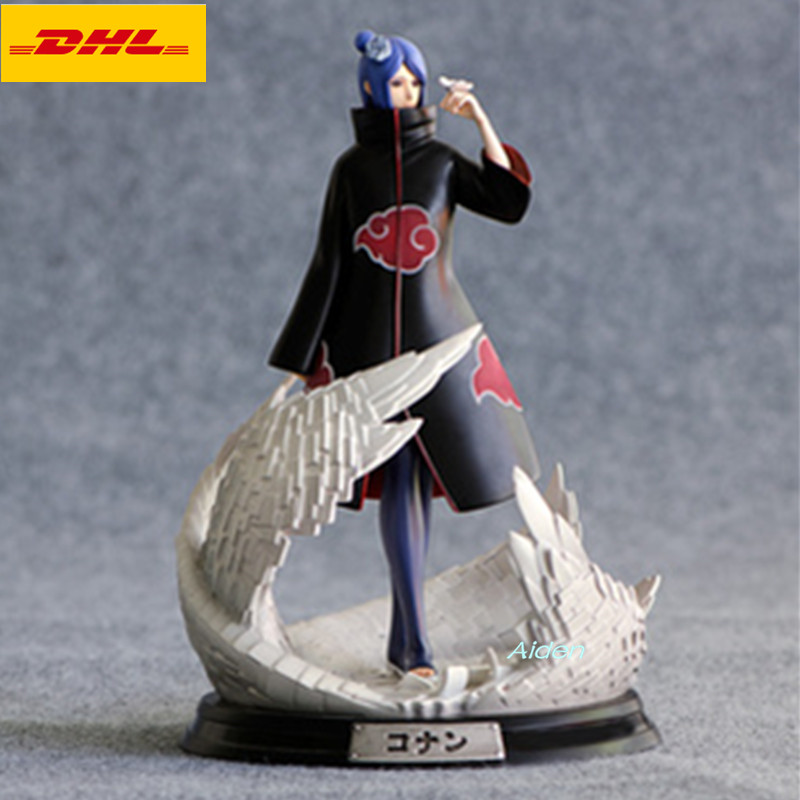 7 NARUTO Akatsuki Statue Konan Bust Full-Length Portrait GK Yahiko Nagato Action Figure Collectible Model Toy BOX 23CM Z4867 NARUTO Akatsuki Statue Konan Bust Full-Length Portrait GK Yahiko Nagato Action Figure Collectible Model Toy BOX 23CM Z486