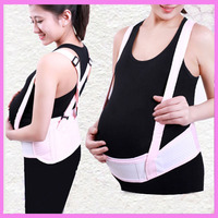 Strech Cotton Pregnant Belly Belt Baby Carrier Maternity Pregnancy Support Belly Band Prenatal Care Athletic Bandage