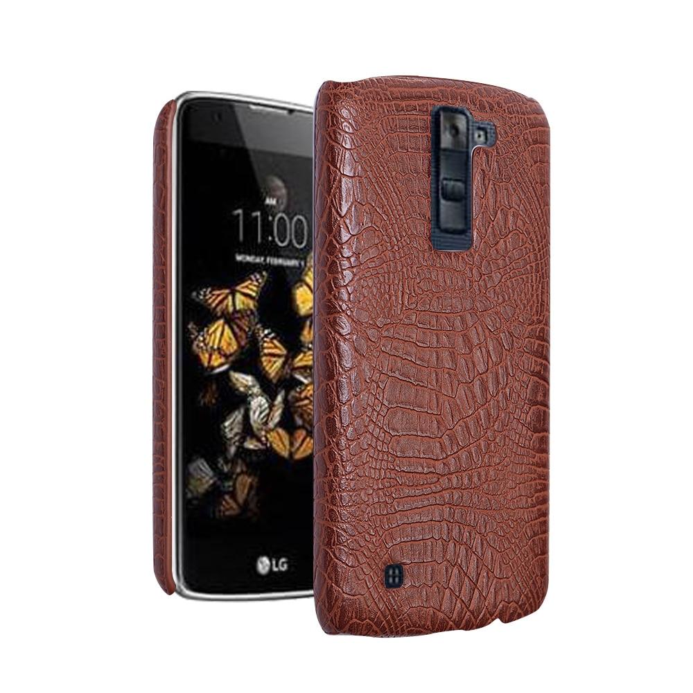 Half-wrapped Case for LG K8 K350 e K350E LGK8 Phone Bumper Fitted Case for LG K 8 K 350 350E 350N Hard PC Frame Cover