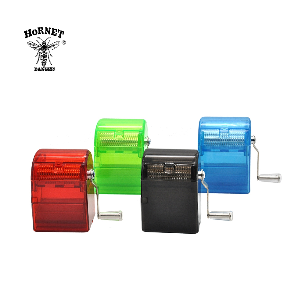 Image 3 - HORNET  Hand Crank Crusher Smoking Grinder Tobacco Cutter Herb Grinder Hand Muller Tobacco Grinder With Storage Case-in Tobacco Pipes & Accessories from Home & Garden