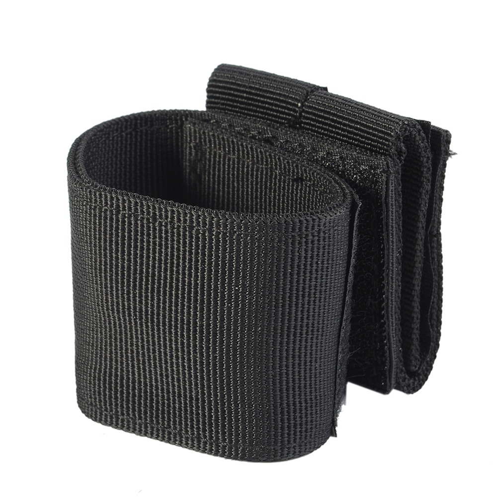 Military Universal Gun Pistol Belt Holster Detachable Molle Strap Waist Left Right Hand Quick Release Gun Carrier