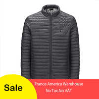 New Men Heated Jackets Winter Thermal Warm Heating Clothing USB Constant Temperature Waterproof Coats