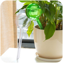 Glass-like ball automatic watering device plant waterer potted dripper flower tool