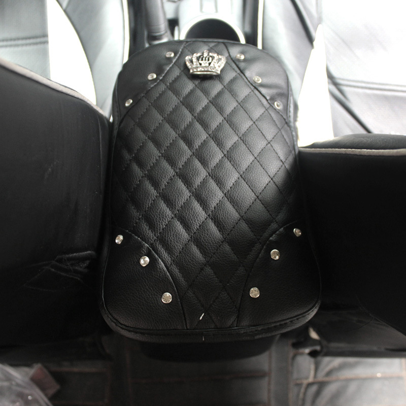 Crown-with-Crystal-Rhinestone-Car-Armrests-Cover-Pad-PU-Leather-Vehicle-Center-Console-Arm-Rest-Box (1)