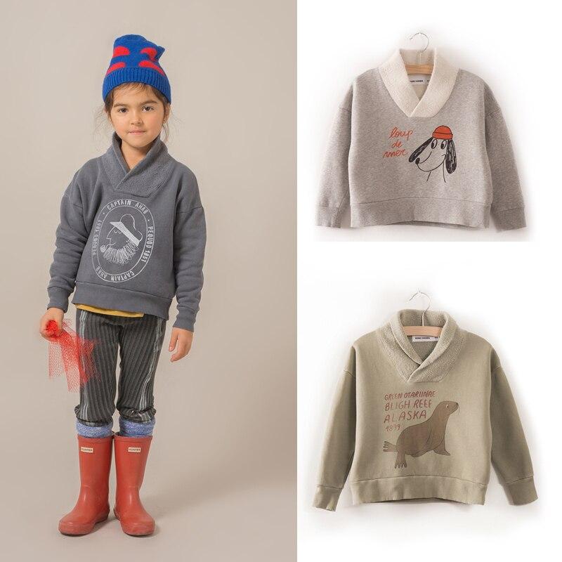 Suvance Kids Full Long Sleeve T-shirt Boys Girls Baby Tops