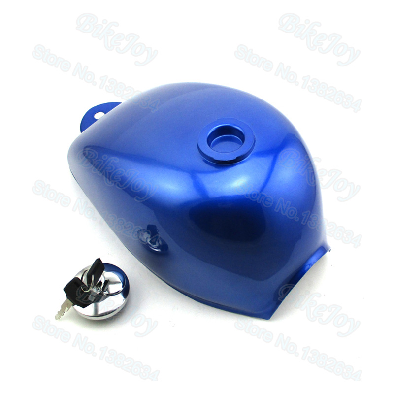 Motorcycle Accessories & Parts Automobiles & Motorcycles Clever Blue Gas Fuel Tank & Lock Cap Cover For Honda Mini Trail Monkey Bike Z50 Z50a Z50j Z50r Motorcycle
