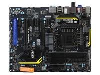 Originais motherboard MSI MPower Z77 DDR3 LGA 1155 USB2.0 USB3.0 32G para i3 i5 i7 CPU de 22nm Z77 Desktop motherboard Frete grátis