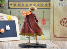 Monkey D Luffy Action Figure Model Toy 18cm