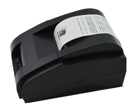 wholesale brand new 58mm printer high quality pos thermal printer Retail store receipt bill printer printing speed Fast image