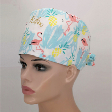 Man Chnn Hui Hospital Surgical Cap Male female Operating room Dentistry Beauty work