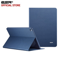 Case For IPad Mini 4 ESR Oxford Cloth PU Leather Smart Cover Folio Stand Casual Style