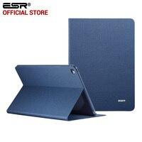 Case For IPad Mini 4 ESR Oxford Cloth PU Leather Smart Cover Folio Stand Casual Style