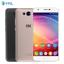 Original THL Knight 1 Mobile Phone 5.5 inch Screen 3GB RAM 32GB ROM MTK6750T Octa Core Android 7.0 13MP Dual Camera Smartphone