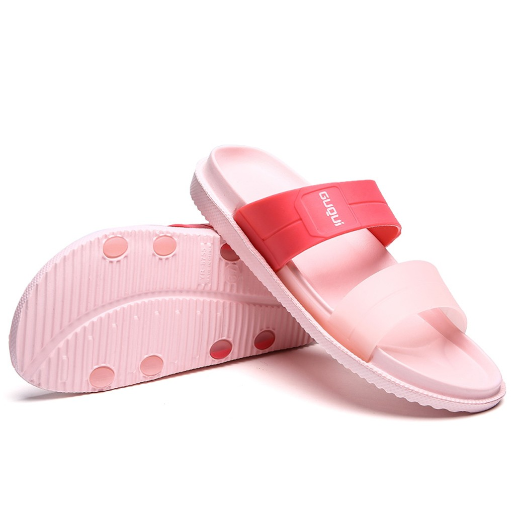 JAYCOSIN 2019 shoes Women Summer slippers  Bath Slipper Outdoor Slippers Couple's Indoor Beach Everyday Walk Shoes 1
