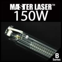 Lage Prijs 1850mm Lengte Laser Buis Piekvermogen 170 W voor Hout Pen Laser Graveermachine