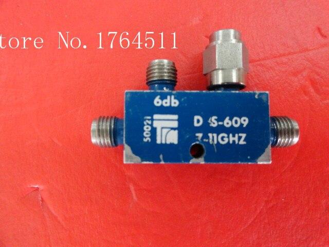 [BELLA] ARRA DBS-609 7-11GHz 6dB Coaxial Directional Coupler SMA