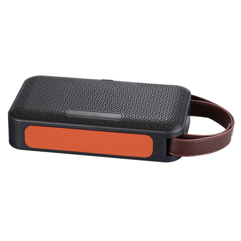 HIPERDEL Bluetooth Speaker Portable U200 Multimode Connection Fully Compatible Waterproof Speakers support AUX stereo C327