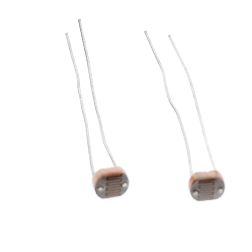LDR Photo Light Sensitive Resistor Photoelectric Photoresistor