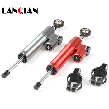 For SUZUKI GSX-S750 GSX-S GSX 650F 750 1000 1250 1400 SV 650 sv650 Motorcycle Accessories Damper Stabilizer Damper Steering