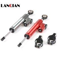 For SUZUKI GSX S750 GSX S GSX 650F 750 1000 1250 1400 SV 650 sv650 Motorcycle Accessories Damper Stabilizer Damper Steering