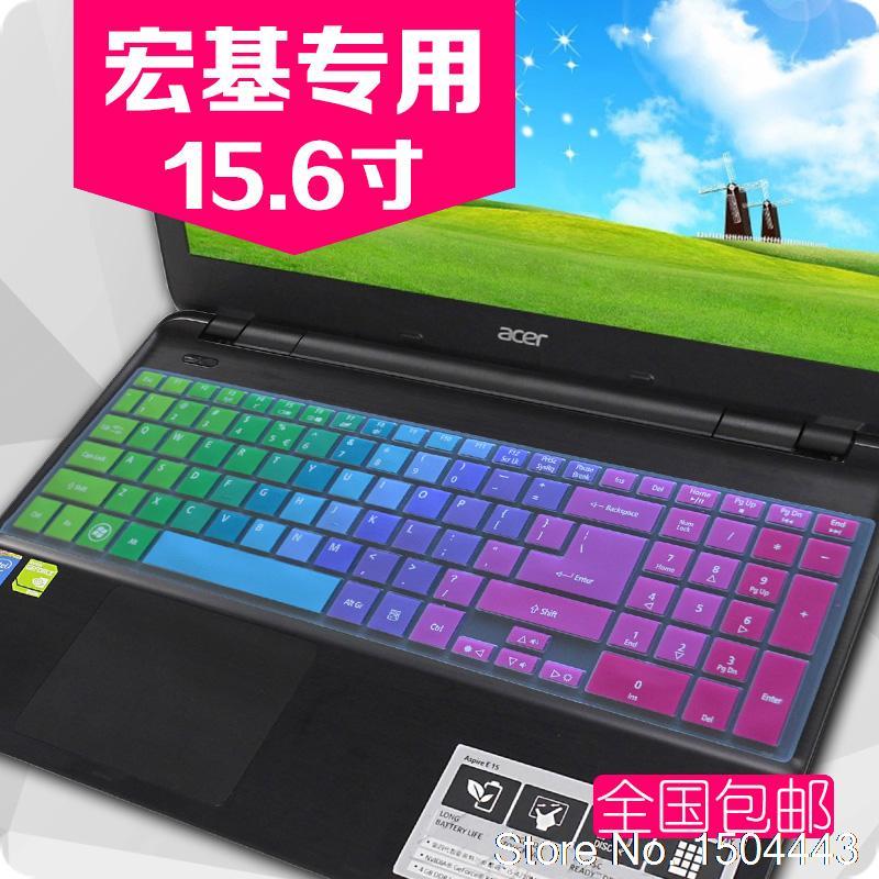 15.6 inch Keyboard Cover Protector Skin for Acer Aspire E5 571G V3 551G E5 V3 572G v3 571g V3