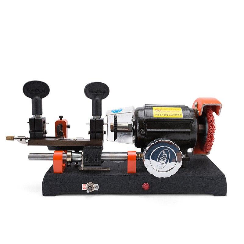 Manual Key Copying Machine Horizontal Single Head Key Cutting Machine Key Duplicator Locksmith Supplies RH 2AS