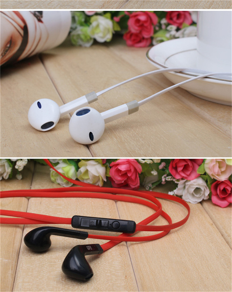 ALANTURING bass stereo Earphone ET800 with microphone wire headset for phone iPhone xiaomi huawei mp3 computer