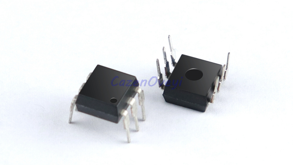 4N28 Quality Technologies DIP 6 5 Pieces