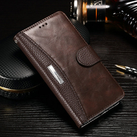 For Xiaomi Redmi Note 3 4 Case PU Leathe Luxury Wallet Flip Cover Magnetic Phone Bags