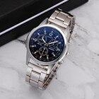 Luxury Watches Men Sports Watches Waterproof Men's Steel Belt Analog Sport Quartz Wrist Watch Men's Date Clock Man