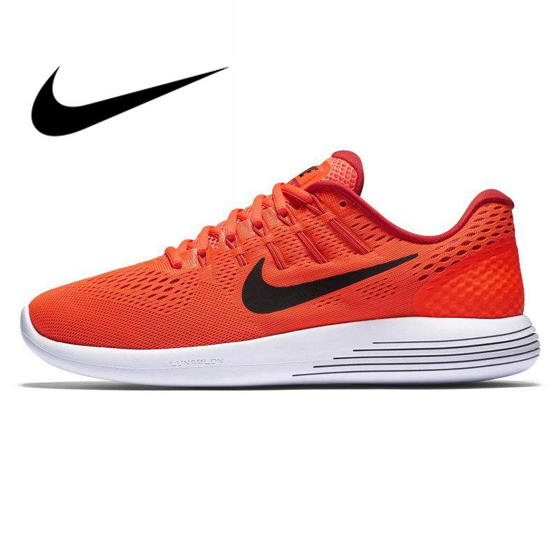 Original authentic NIKE LUNARGLIDE 8 LUNAR mens running shoes sports shoes fashion outdoor jogging sports durable 843725-800Original authentic NIKE LUNARGLIDE 8 LUNAR mens running shoes sports shoes fashion outdoor jogging sports durable 843725-800
