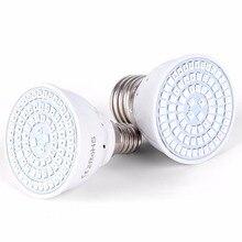 LED Full spectrum plant growth Bulb E27 Grow Light 220V Spotlight led for plant lamp E14 SMD2835 Greenhouse grow tent Vegetables