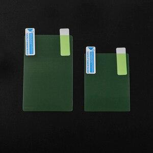 2 комплекта, Защитная пленка для ЖК-экрана, прозрачная сенсорная Защитная верхняя часть + нижняя уплотнительная пленка для nasud 2DS