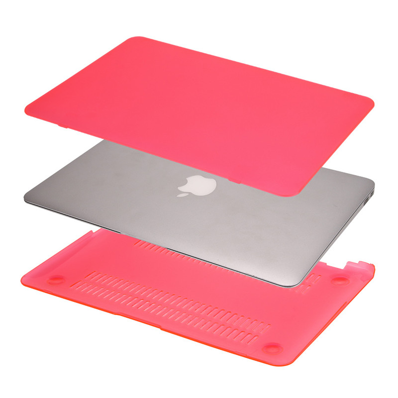 for macbook pro 13 with retina display case colorful matte transparent cover for apple macbook air pro retina 11 12 16 15