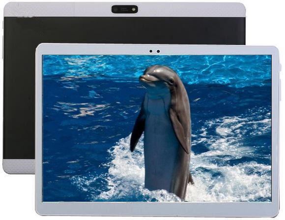 Free shipping 10 Inch Tablet pc Android 6.0 Octa Core 4GB RAM 64GB ROM dual sim WiFi FM IPS Phone GPS kids Tablets 3G +gifts(China)
