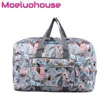 Moeluohouse Girl Women Luggage Messenger Crossbody Shoulder Duffle Travel Bag Handbag Tote Sport Zipper Poceket Large Capacity