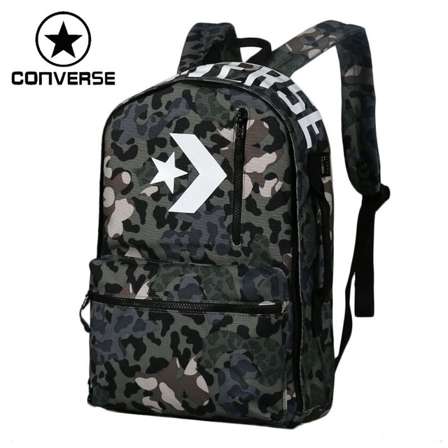 274777af0cb4f1 Original New Arrival 2018 Converse Street 22 Backpack Unisex Backpacks  Sports Bags